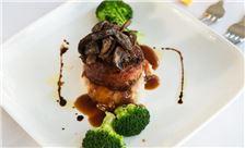 太平洋海岛俱乐部餐厅 - 用餐区
