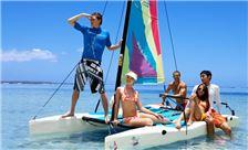 太平洋海岛俱乐部设施 - 航海