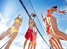 太平洋海岛俱乐部沙滩排球
