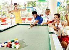 太平洋海岛俱乐部游戏室