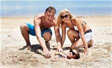 塞班太平洋海岛俱乐部 - 外观-家庭度假沙滩