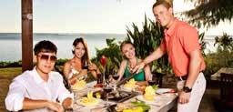 塞班太平洋海岛俱乐部沙滩烧烤(Beach BBQ)餐厅